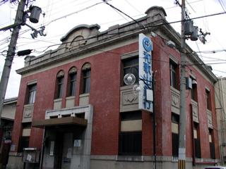 現存する全国の煉瓦建築(近畿地方)